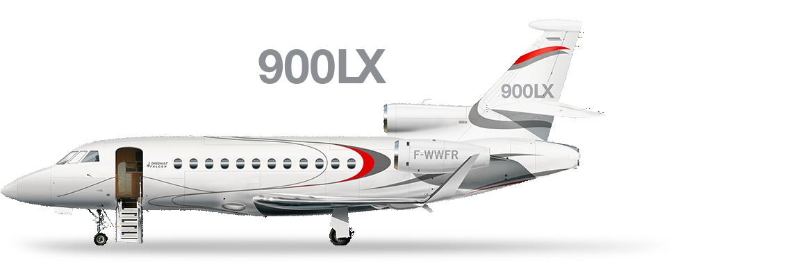 Dassault Falcon Best Designed Built And Flying Business Jets