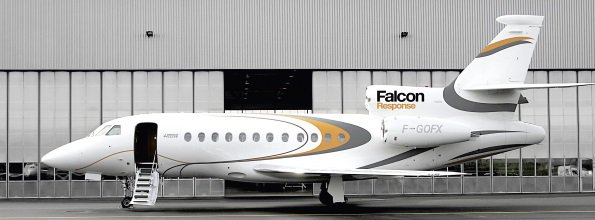 Dassault Falcon - Best designed, built and flying business ...