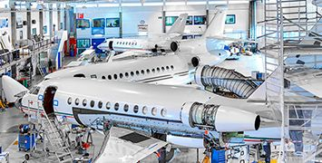 Acquisition of the business aviation activities of RUAG in Geneva and Lugano by Dassault Aviation