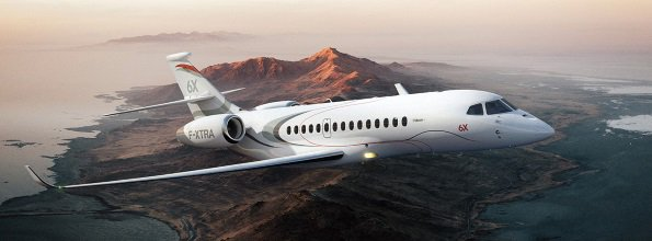 Dassault Falcon - Best designed, built and flying business jets
